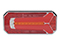 LED Tail light WAŚ R/L 236x104x49 reversing light, fog, No. plate lamp 200cm Cable