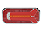 LED Tail light WAŚ R/L 236x104x49 reversing light, fog light 200cm Cable