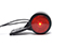 LED Side marking light WAŚ 117,7x59x46,4mm red 360mm Cable
