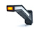 LED Side marking light WAŚ R 184,9x145,5x58 yellow/white/red 400mm Cable