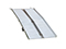 Loading ramp aluminium 1525x720x50mm, foldable: 760x360x160mm, 270 kg